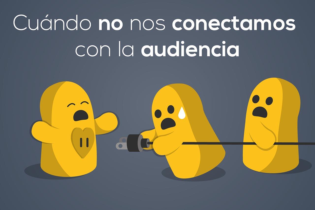 conectar con la audiencia