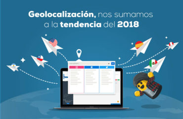 Geolocalización tendencia digital