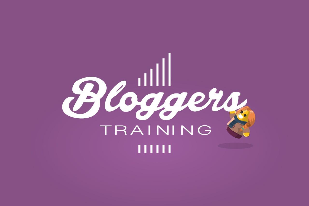 bloggerstraining