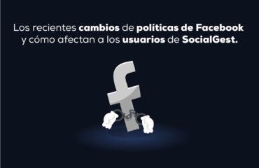 facebook cambios politicas