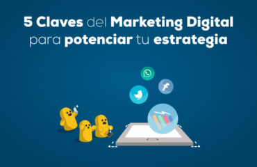 claves del marketing digital