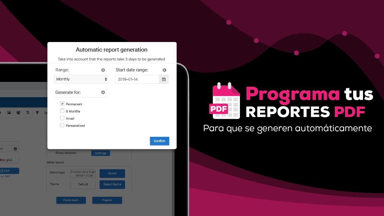 reportes programados nuevo