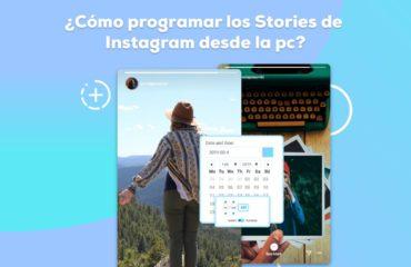 programar Stories de Instagram