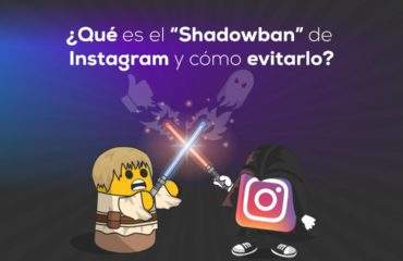 Shadowban de Instagram