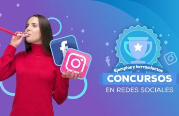 Concursos o sorteos en redes sociales