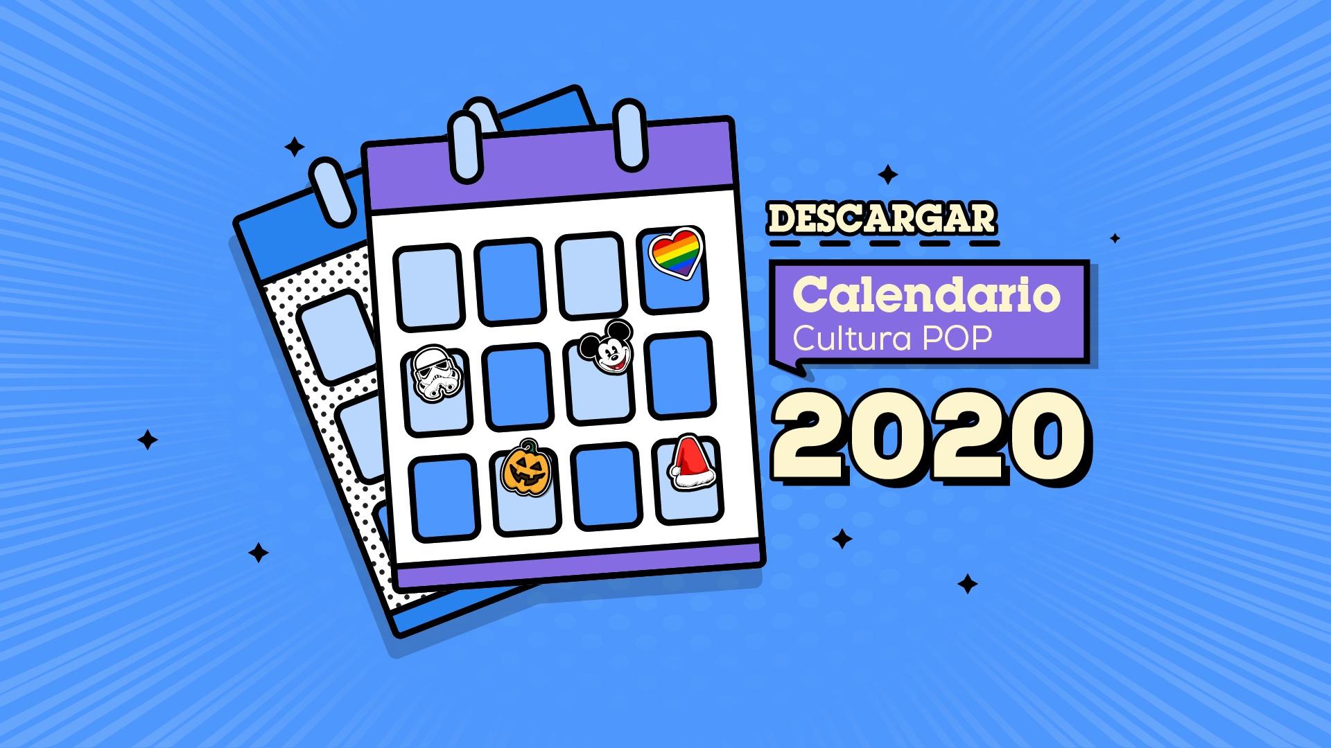 Calendario Cultura Pop
