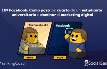 Blog facebook como paso del cuarto de un estudiante universitario a dominar el marketing digital