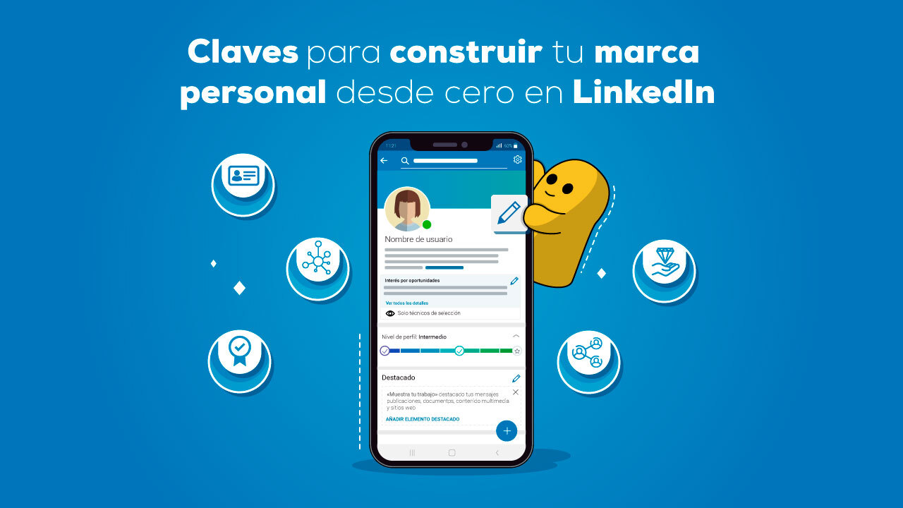claves construir marca personal LinkedIn