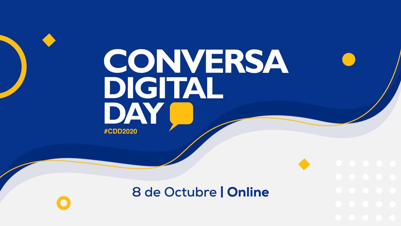 EVENTO CONVERSA DIGITAL DAY CDD  SOCIALGEST BLOG