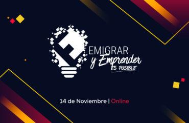 EVENTO EMIGRAR Y EMPRENDER ES POSIBLE  SOCIALGEST BLOG