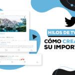 crear hilo twitter
