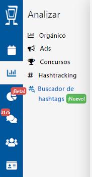buscar hashtags para Instagram