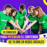 ONG redes sociales
