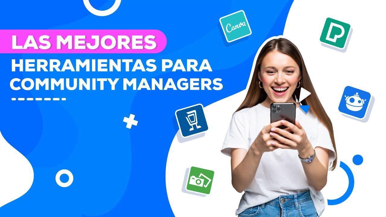 herramientas para el community manager