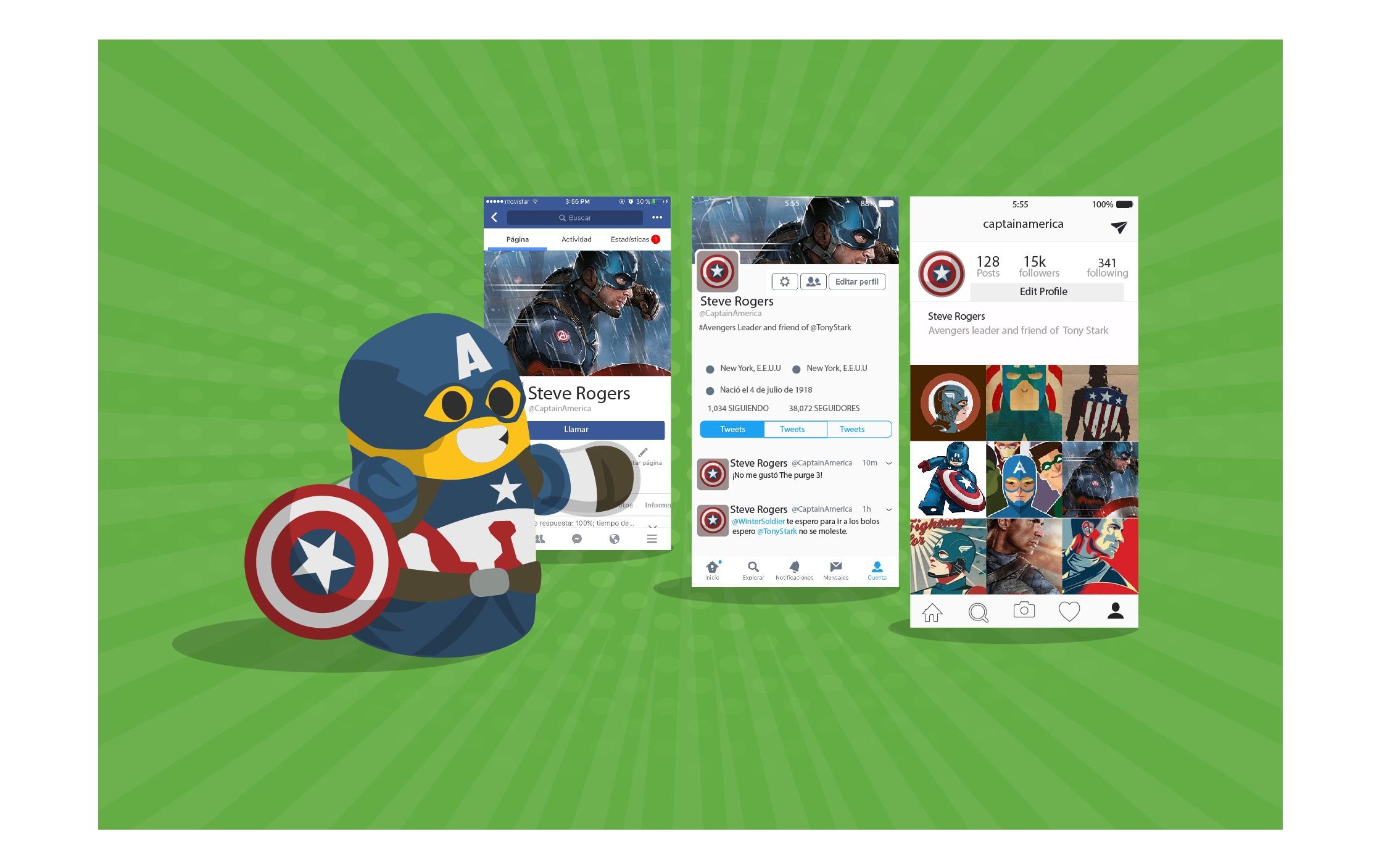 Marca Personal en redes sociales