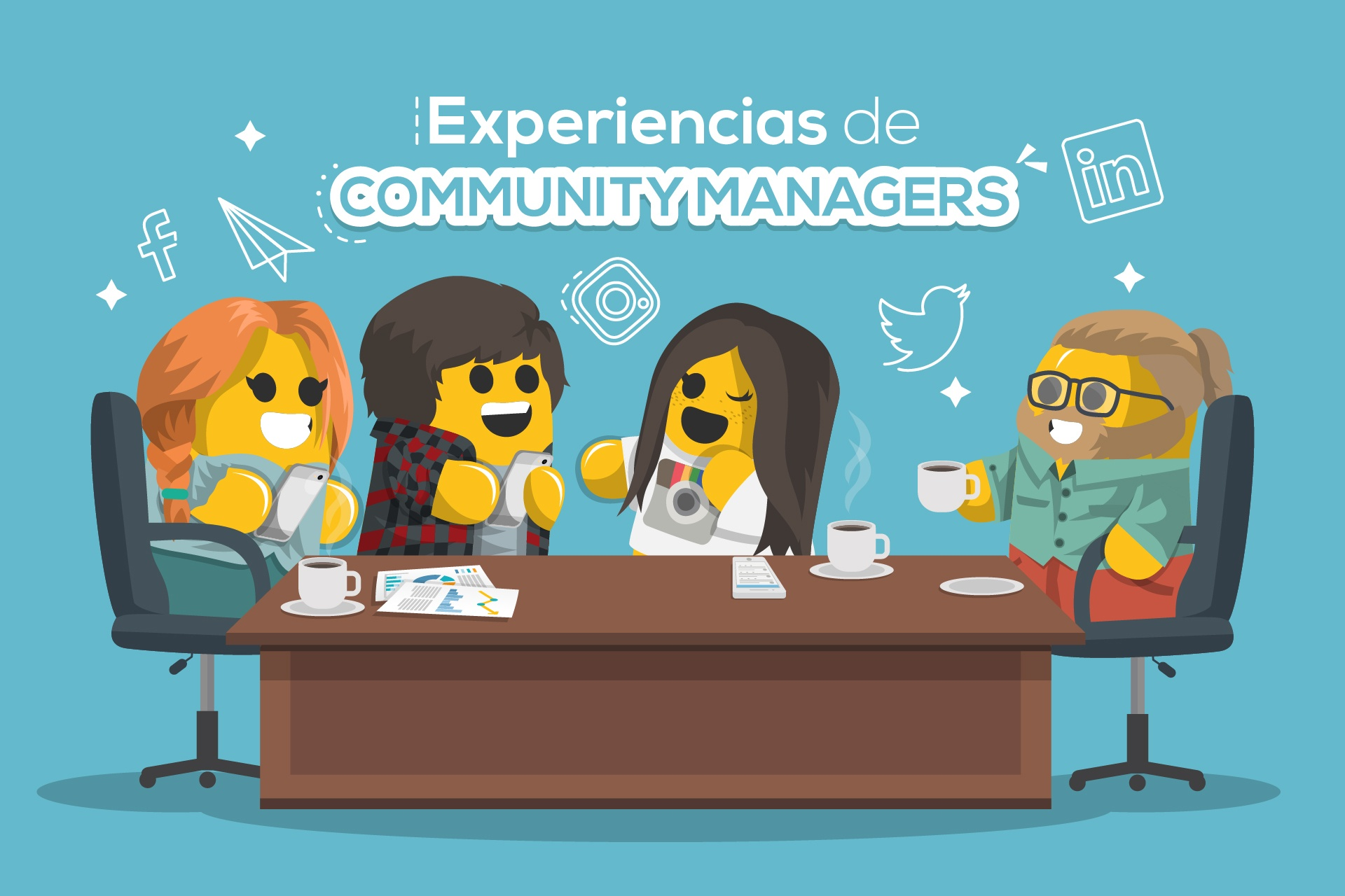Hablando de #BuenSocialMedia: experiencias de un Community Manager