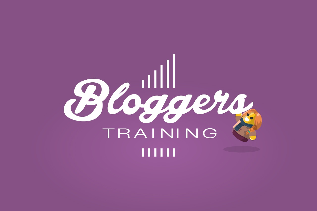 Bloggers Training