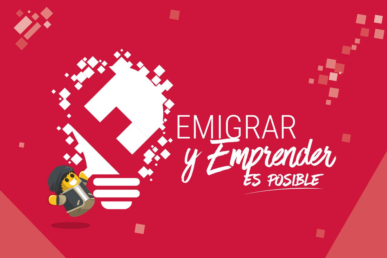 Emigrar y Emprender España | Eventos SocialGest