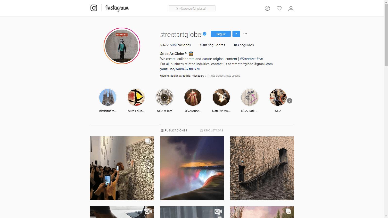 las mejores cuentas de Instagram para entretenerse