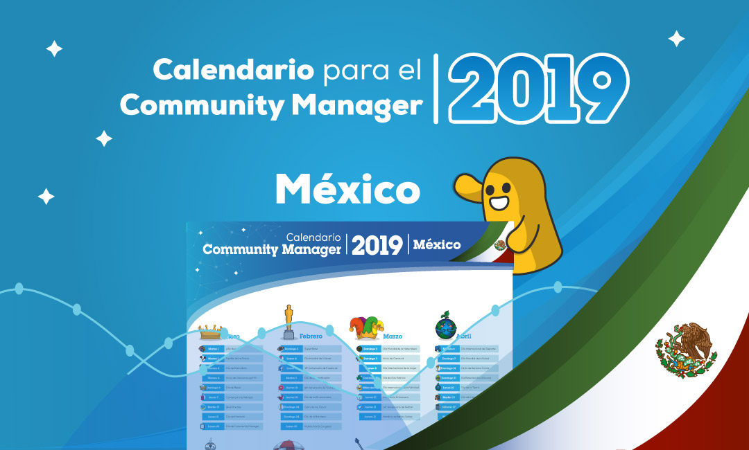 Calendario Aula Cm.Calendario De Community Managers 2019 Actualizado