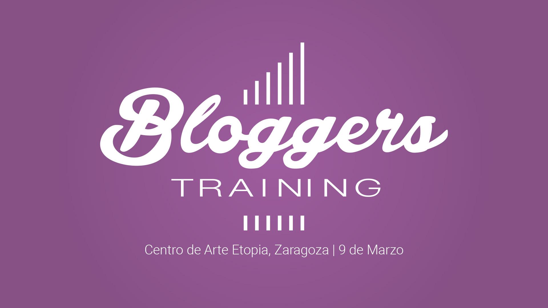 Bloggers Training llega con su segunda edición en Zaragoza