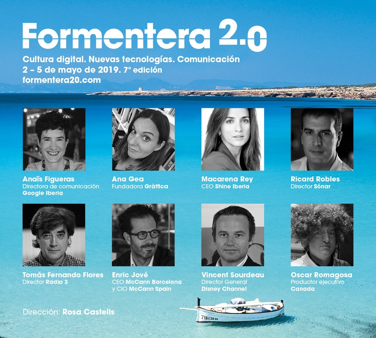 Fomentera 2.0 Eventos de marketing España