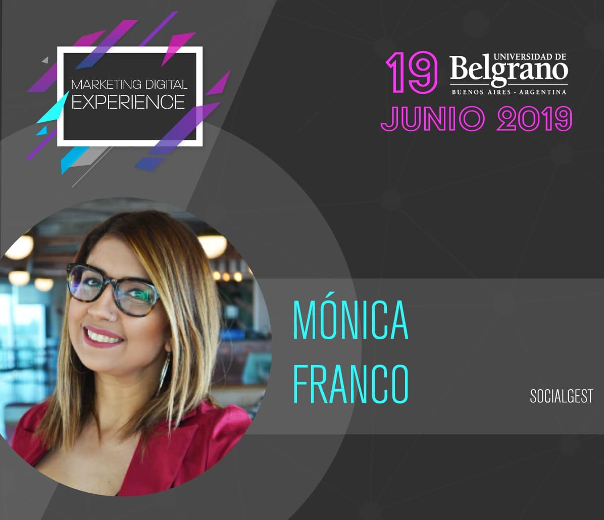 Marketing Digital Experience 2019 Eventos Buenos Aires Argentina