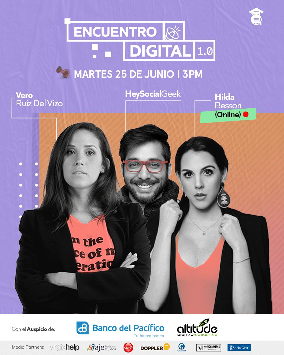 Encuentro Digital 2019 Eventos Guayaquil Ecuador