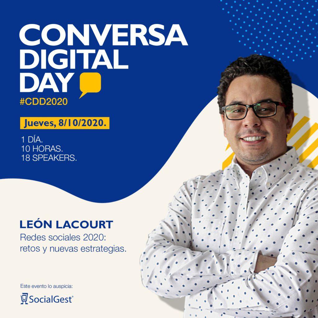 primera edición de Conversa Digital Day